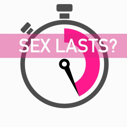 How long does sex last?