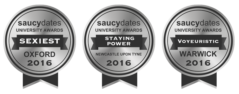Saucydates university awards 2015